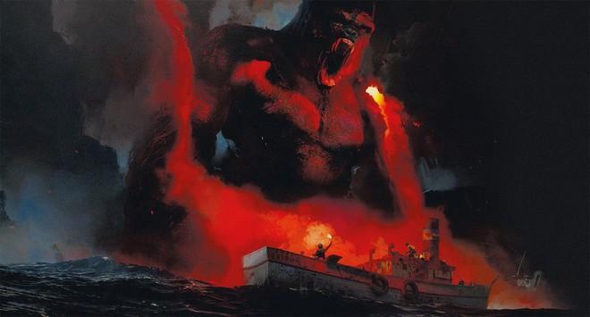 Hậu Chúa tể quái vật, Godzilla sẽ chiến đấu với Kong như thế nào? - Ảnh 4.