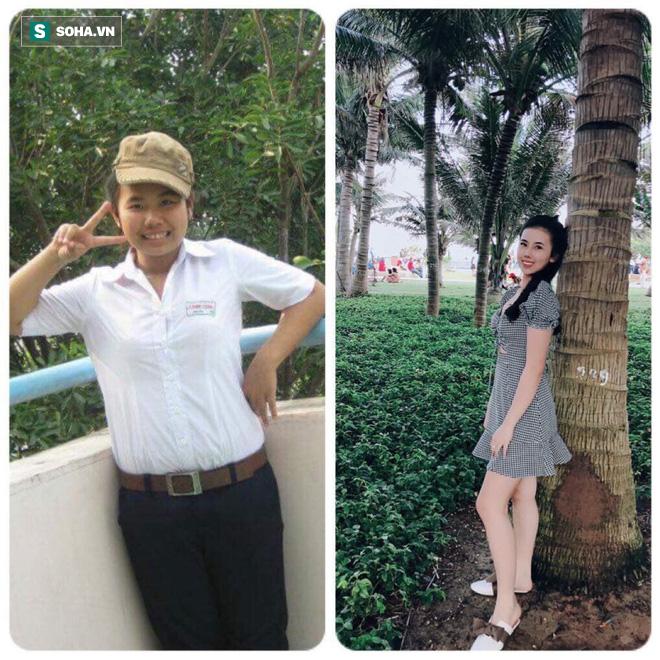 Hình ảnh quá khứ của hot girl Sài Thành khiến người ta kinh ngạc: Không gì là không thể! - Ảnh 5.