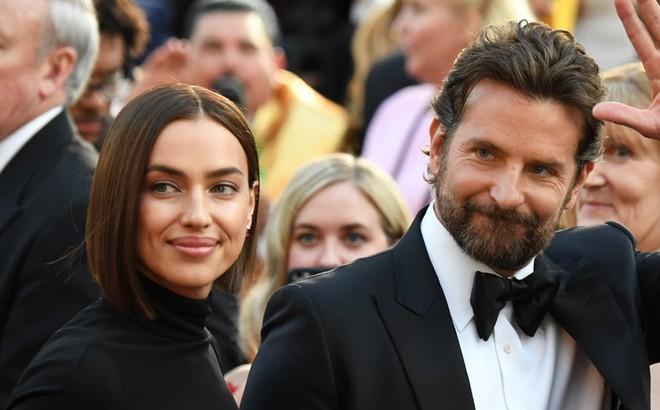 """Thêm một chuyện tình đẹp của Hollywood tan vỡ: Bradley Cooper và siêu mẫu Irina Shayk chia tay, nguyên nhân là do """"người thứ 3"""" Lady Gaga?"""