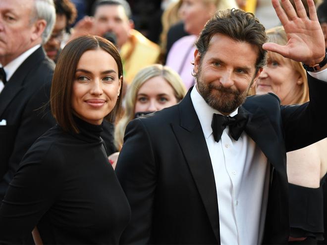 Thêm một chuyện tình đẹp của Hollywood tan vỡ: Bradley Cooper và siêu mẫu Irina Shayk chia tay, nguyên nhân là do người thứ 3 Lady Gaga? - Ảnh 2.