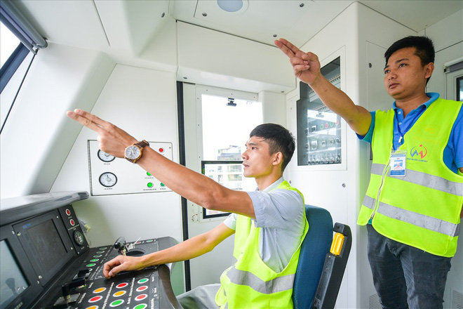 Tàu Cát Linh - Hà Đông: Sáng nay 600 nhân sự lần cuối sát hạch vận hành - Ảnh 11.