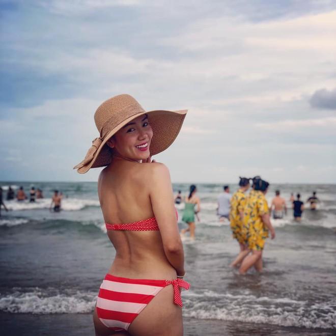 Ca sĩ Phương Linh khoe vẻ nóng bỏng ở tuổi 35 - Ảnh 4.