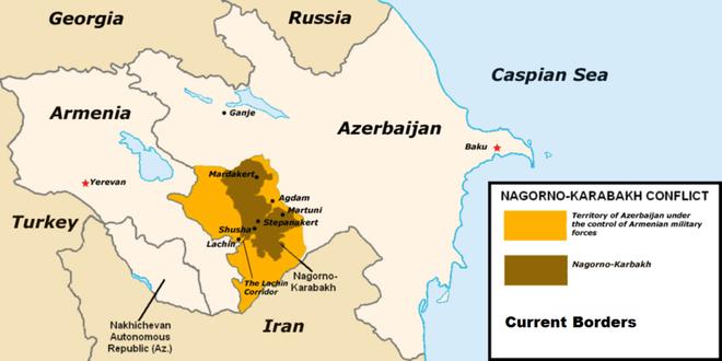 Armenia chính thức tham chiến ở Syria: Nga có thêm đồng minh cực mạnh - Một vốn bốn lời? - Ảnh 5.