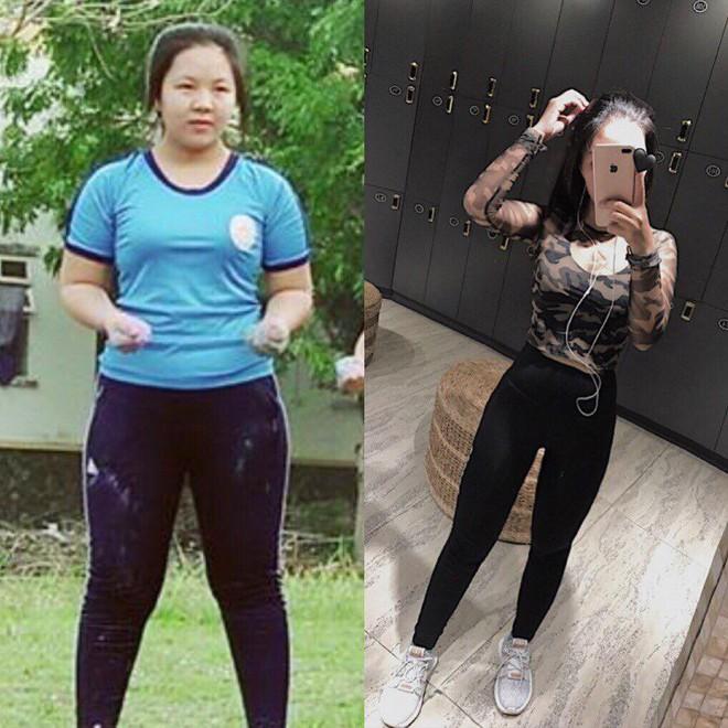 Người yêu cũ có người yêu mới, girl Sài Gòn tức tốc giảm luôn 20kg: Không chỉ xinh lên mà còn trở thành tiếp viên hàng không! - Ảnh 1.