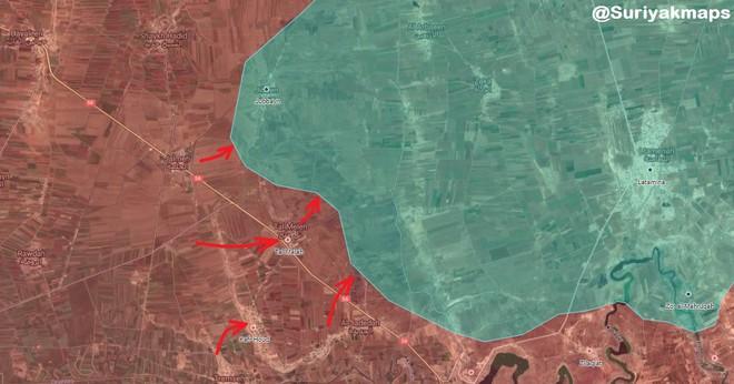 Tin mới nhất - QĐ Syria bắt sống và tiêu diệt hàng loạt xe tăng, pháo, phiến quân sốc nặng - Ảnh 11.
