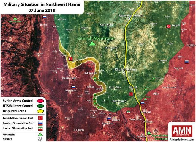 Tin mới nhất - QĐ Syria bắt sống và tiêu diệt hàng loạt xe tăng, pháo, phiến quân sốc nặng - Ảnh 8.