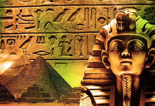 Pharaoh Ai Cập: Bí ẩn các lời nguyền - Ảnh 1.