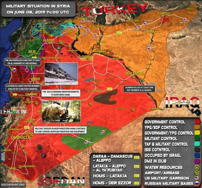Tin mới nhất - QĐ Syria bắt sống và tiêu diệt hàng loạt xe tăng, pháo, phiến quân sốc nặng - Ảnh 5.