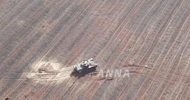 Tin mới nhất - QĐ Syria bắt sống và tiêu diệt hàng loạt xe tăng, pháo, phiến quân sốc nặng - Ảnh 1.