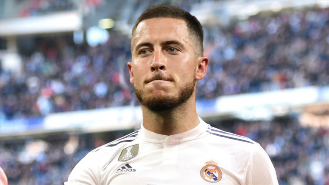 Hazard chính thức cập bến Real, giá 100 triệu euro - Ảnh 3.