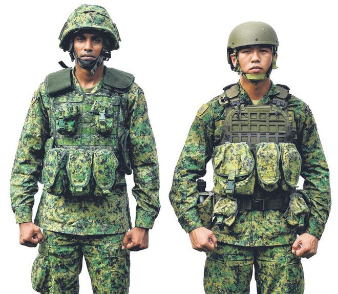 QĐ Singapore: Chiến binh 4G đổ bể do những cái chết liên tục của tân binh yếu đuối? - Ảnh 6.