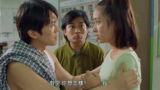 Bạn gái Châu Tinh Trì: Lộ ảnh nóng, bị vợ đại gia đánh ghen, U50 sống cô độc - Ảnh 4.