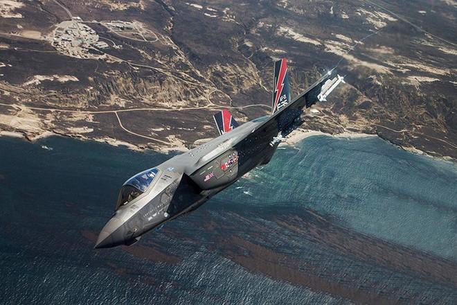 Nga ngước nhìn khi phi đội F-35 Mỹ đã lên tới 400 chiếc, đạt mốc 200.000 giờ bay - Ảnh 12.