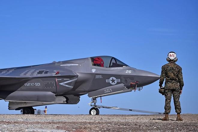 Nga ngước nhìn khi phi đội F-35 Mỹ đã lên tới 400 chiếc, đạt mốc 200.000 giờ bay - Ảnh 13.