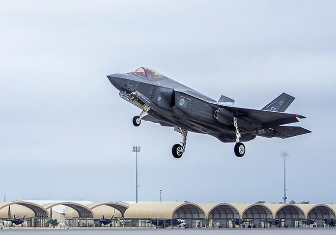 Nga ngước nhìn khi phi đội F-35 Mỹ đã lên tới 400 chiếc, đạt mốc 200.000 giờ bay - Ảnh 15.