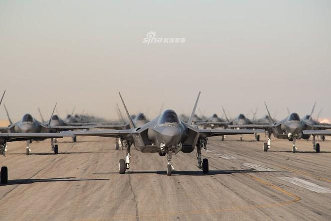 Nga ngước nhìn khi phi đội F-35 Mỹ đã lên tới 400 chiếc, đạt mốc 200.000 giờ bay - Ảnh 4.