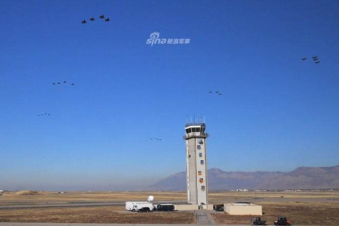 Nga ngước nhìn khi phi đội F-35 Mỹ đã lên tới 400 chiếc, đạt mốc 200.000 giờ bay - Ảnh 5.