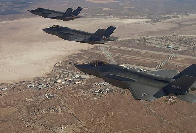 Nga ngước nhìn khi phi đội F-35 Mỹ đã lên tới 400 chiếc, đạt mốc 200.000 giờ bay - Ảnh 8.