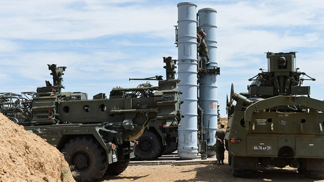 Sự thực phũ phàng: Tên lửa S-300 Nga vô dụng trong cuộc không kích của Israel vào Syria? - Ảnh 1.