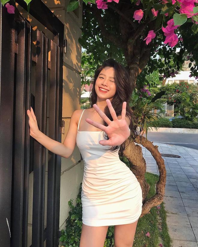 Hàn Hằng: Hành trình lột xác từ cô bé gầy đét đến hot girl Instagram câu follow nhờ quá nóng bỏng - Ảnh 20.