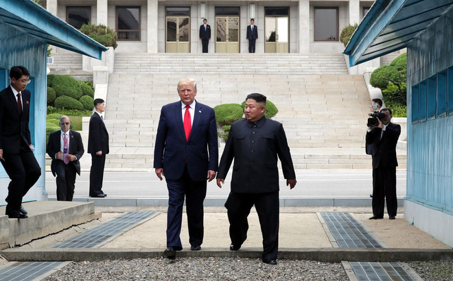 """Chuyên gia Mỹ: Cuộc gặp Trump - Kim tại DMZ chỉ là thành công đối ngoại """"ảo tưởng"""" của ông Trump"""