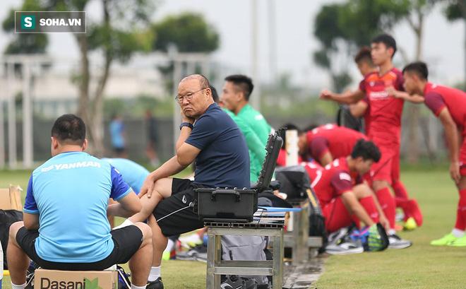 Giá trị lớn sau những đợt tập huấn khiến nhiều người khó hiểu của HLV Park Hang-seo