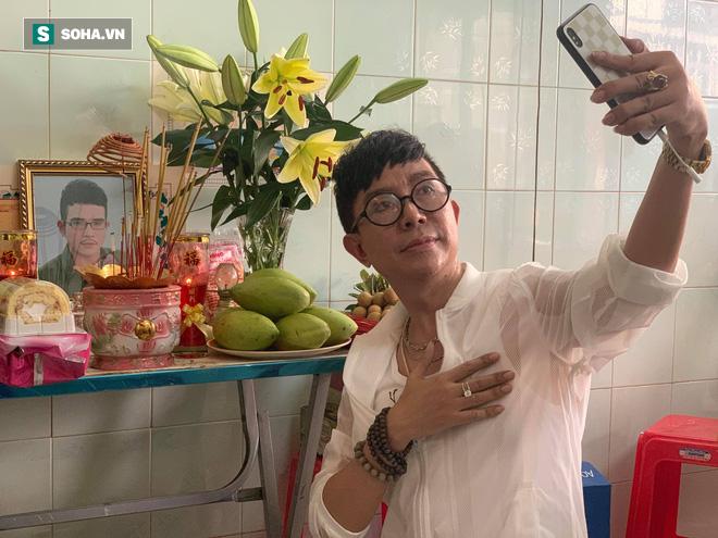 Long Nhật đau xót kể về cuộc sống của con trai cố ca sĩ Vương Bảo Tuấn - Ảnh 4.