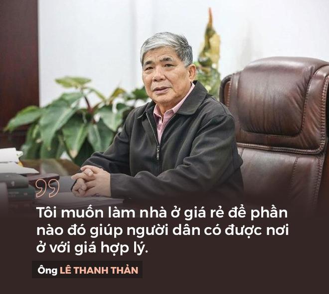 Đại gia Lê Thanh Thản: Làm dự án bằng tâm huyết nhưng ngã ngựa vì lừa dối khách hàng - Ảnh 3.