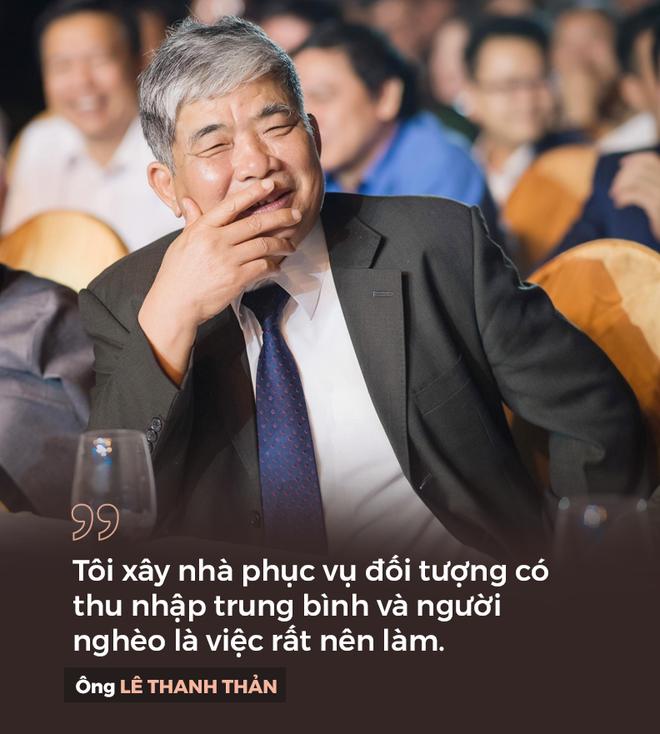Đại gia Lê Thanh Thản: Làm dự án bằng tâm huyết nhưng ngã ngựa vì lừa dối khách hàng - Ảnh 4.