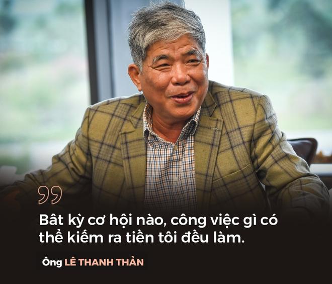 Đại gia Lê Thanh Thản: Làm dự án bằng tâm huyết nhưng ngã ngựa vì lừa dối khách hàng - Ảnh 1.