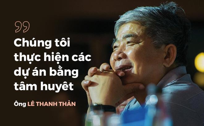 """Đại gia Lê Thanh Thản: Làm dự án bằng tâm huyết nhưng """"ngã ngựa"""" vì lừa dối khách hàng"""