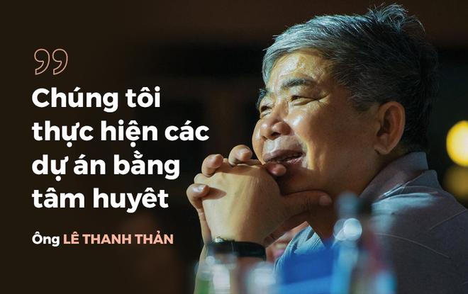 Đại gia Lê Thanh Thản: Làm dự án bằng tâm huyết nhưng ngã ngựa vì lừa dối khách hàng - Ảnh 5.
