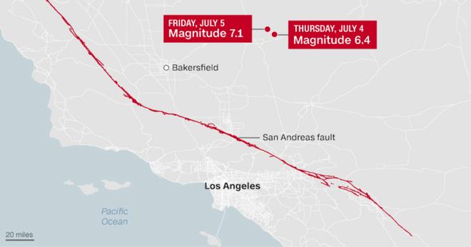 Siêu động đất mạnh 6,2 triệu TNT sắp trỗi dậy, tàn phá khốc liệt  bờ Tây nước Mỹ? - Ảnh 3.