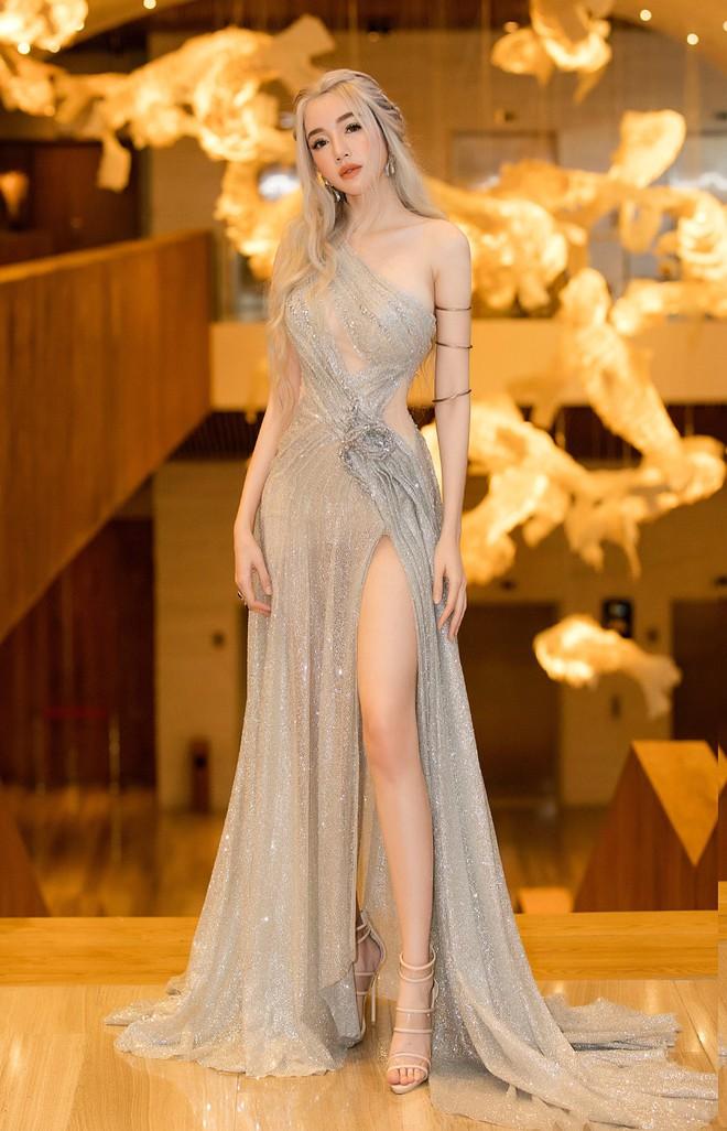 Elly Trần đẹp rạng rỡ, hóa thân thành Mẹ Rồng trong Game of Thrones - Ảnh 2.