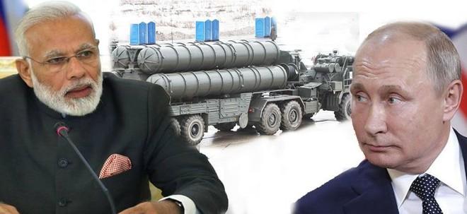 Nga giục Ấn Độ trả tiền để bàn giao S-400 - Ảnh 1.