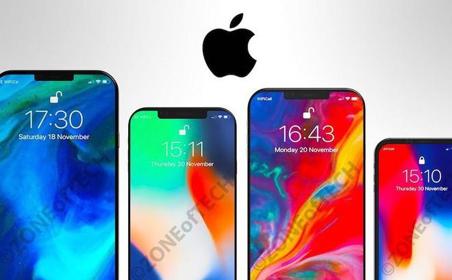 Đừng vội mua iPhone năm nay, sang năm có tới 4 mẫu mới ra mắt kia
