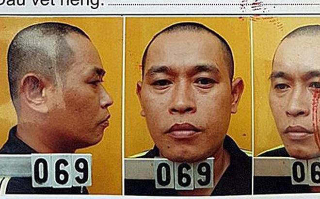 """Lý lịch bất hảo của Nguyễn Văn Nưng - kẻ trốn trại cùng Huy """"nấm độc"""""""