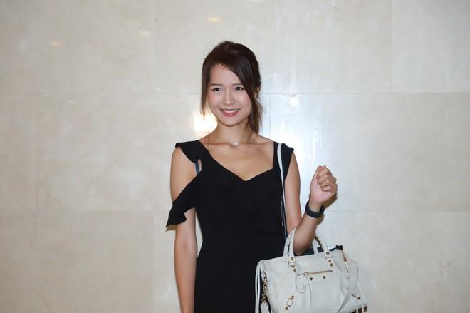 Nhan sắc gây thất vọng của dàn thí sinh top 15 Hoa hậu Hong Kong - Ảnh 6.