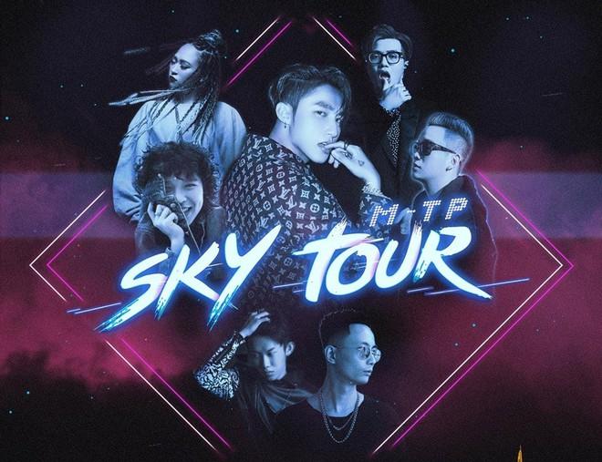 Sơn Tùng bất ngờ nói đến giấc mơ vươn tầm thế giới, hé lộ bất ngờ về dự án Sky tour - Ảnh 2.