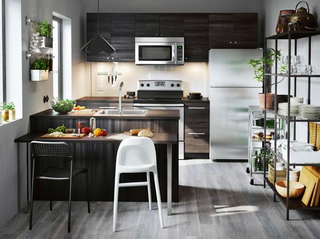 6 lỗi phong thủy trong nhà bếp cần lưu ý để gia đình êm ấm, sự nghiệp hanh thông - Ảnh 3.