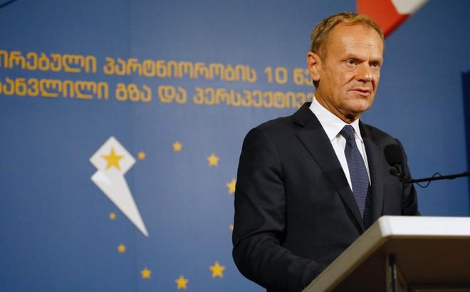 """Khen Gruzia """"dũng cảm"""", nói Liên Xô sụp đổ không phải thảm họa thế kỷ: Chủ tịch EC có ý gì khi công kích Nga?"""