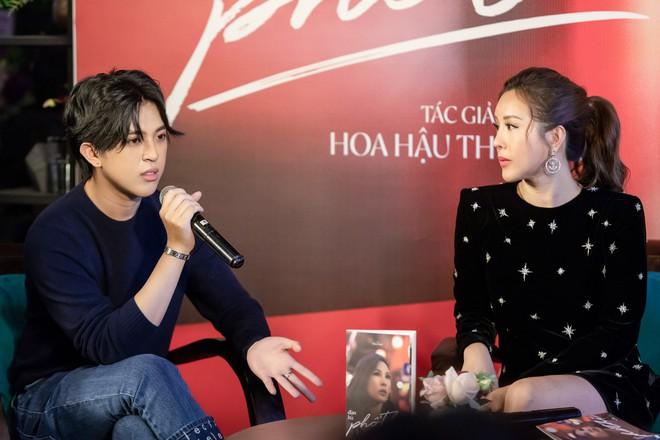 Hoa hậu Thu Hoài: Đồng tính thì sao? Con trai tôi đang tự lập, tự tin và hạnh phúc - ảnh 12