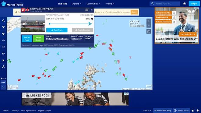 Tàu chiến Anh chĩa pháo cảnh cáo 5 tàu tấn công nhanh Iran - IRGC ra tuyên bố phản bác sắc lạnh - Ảnh 7.