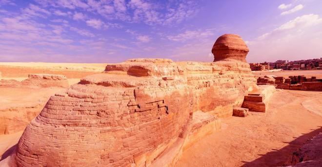 Tìm ra lối vào bí mật từ vị trí không ngờ tới trên tượng Nhân sư - Ảnh 1.