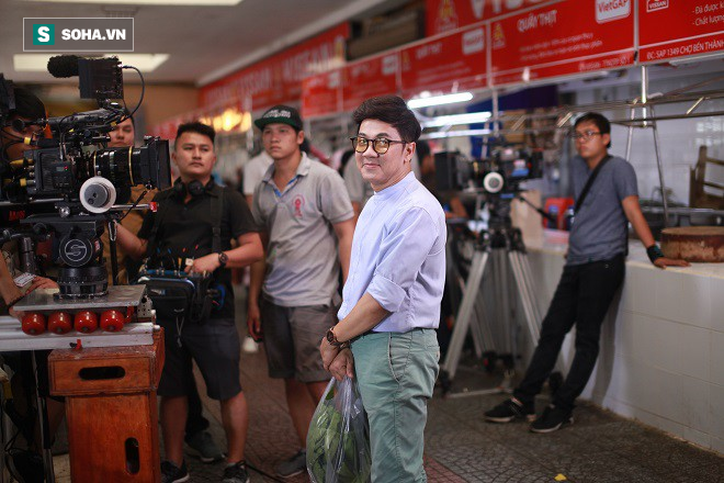 Đạo diễn Huỳnh Tuấn Anh: Nhiều lúc tôi thấy anh Thành Lộc như bị khùng - Ảnh 5.