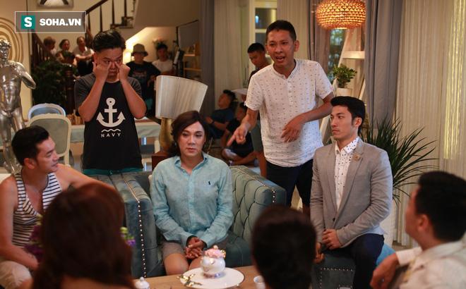 """Đạo diễn Huỳnh Tuấn Anh: """"Nhiều lúc tôi thấy anh Thành Lộc như bị khùng"""""""