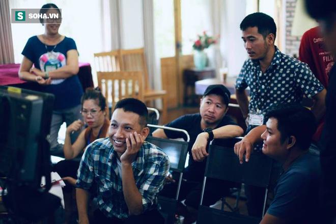 Đạo diễn Huỳnh Tuấn Anh: Nhiều lúc tôi thấy anh Thành Lộc như bị khùng - Ảnh 4.