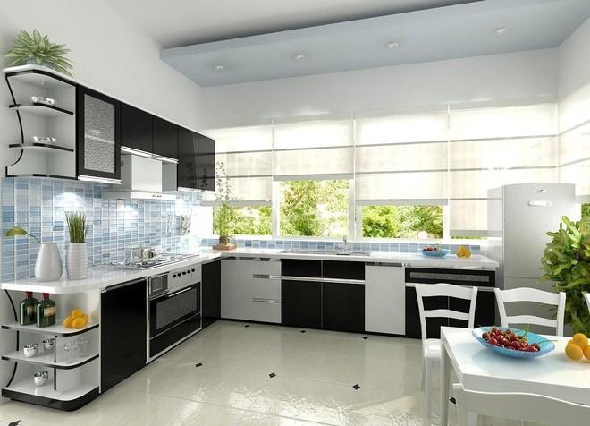 6 lỗi phong thủy trong nhà bếp cần lưu ý để gia đình êm ấm, sự nghiệp hanh thông - Ảnh 2.