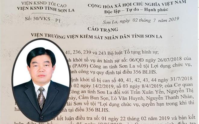 Giám đốc Sở GDĐT Sơn La xuất hiện như thế nào trong cáo trạng gian lận thi?