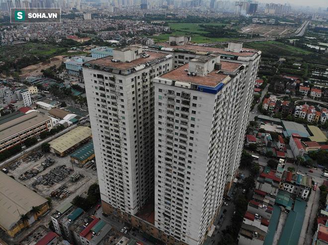 Cận cảnh dự án chung cư khiến đại gia điếu cày Lê Thanh Thản bị khởi tố - Ảnh 1.